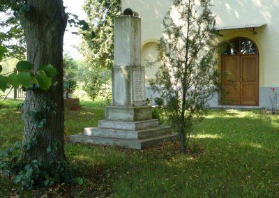 Horvátkút II.vh emlékmű 2010.08.12. küldő-Sümec