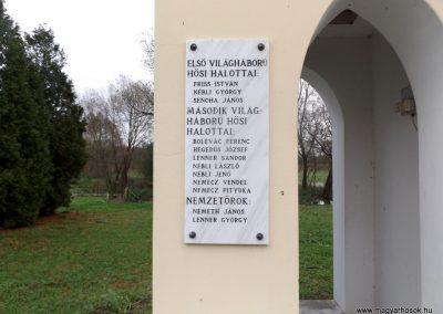 Hosszúvíz világháborús emléktábla 2014.10.25. küldő-kalyhas (2)