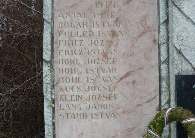 Hosszuvölgy világháborús emlékmű 2009.01.01.küldő-Sümec (3)