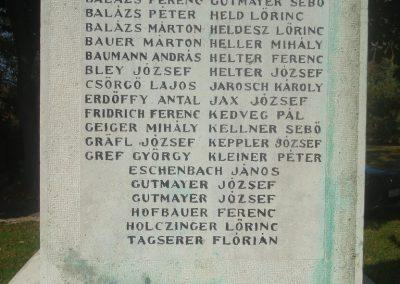 II. kerület Pesthidegkút világháborús emlékmű 2008.10.09. küldő-Huszár Peti (4)