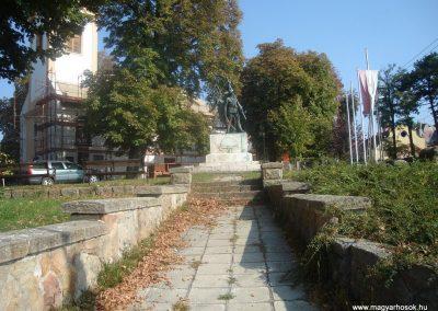 II. kerület Pesthidegkút világháborús emlékmű 2008.10.09. küldő-Huszár Peti