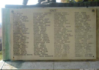 II. kerület Pesthidegkút világháborús emlékmű 2008.10.09. küldő-Huszár Peti (6)