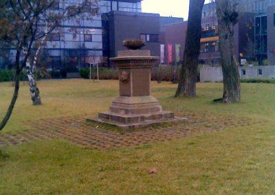 III. kerület Óbuda Graphisoft park I.vh emlékmű 2011.12.14. küldő-Huszár Peti