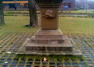 III. kerület Óbuda Graphisoft park I.vh emlékmű 2011.12.14. küldő-Huszár Peti (6)