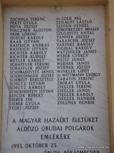 III. kerület Óbuda Hősi emlékmű 2008.04.02.küldő-Huszár peti (4)