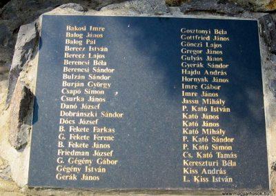 Ibrány I. világháborús emlékmű 2014.06.23. küldő-kalyhas (4)