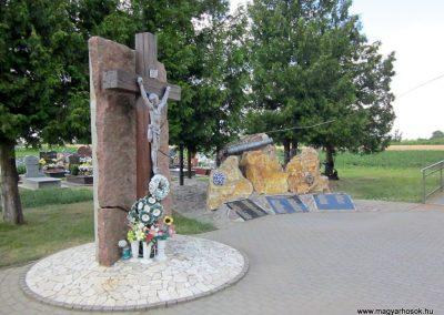 Ibrány I. világháborús emlékmű 2014.06.23. küldő-kalyhas