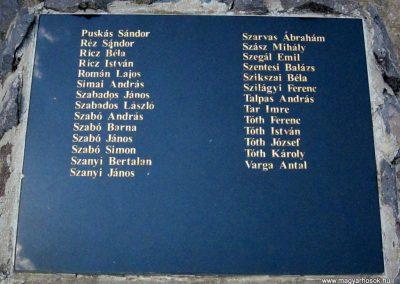 Ibrány I. világháborús emlékmű 2014.06.23. küldő-kalyhas (8)