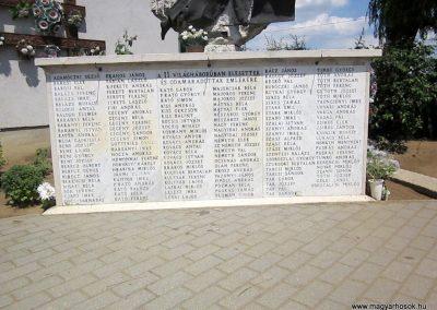 Ibrány II. világháborús emlékmű 2014.06.23. küldő-kalyhas (3)