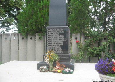 Igrici II.vh emlékmű 2009.07.02.küldő-kalyhas (2)
