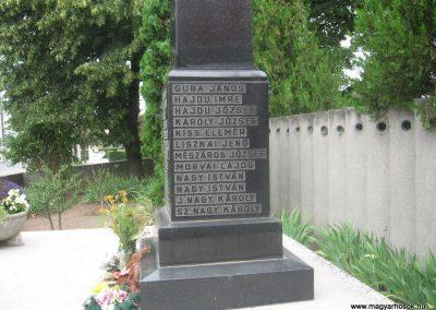 Igrici II.vh emlékmű 2009.07.02.küldő-kalyhas (3)