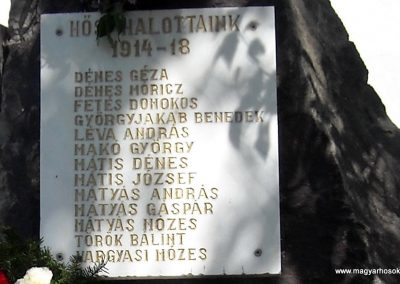 Ikafalva Hősi emlékmű 2009.05.24. küldő-Szőcs Csongor (4)