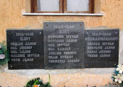 Iliny világháborús emléktáblák 2012.03.08. küldő-kalyhas (4)