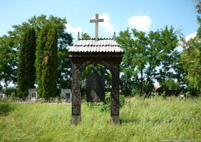 Imecsfalva világháborús emlékmű 2009.08.22.küldő-Ágca