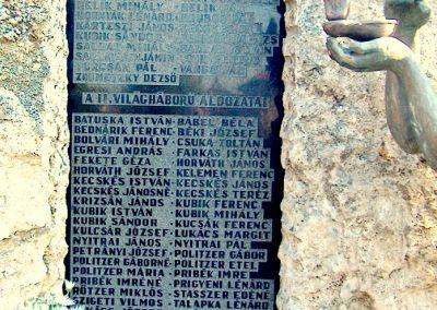 Inárcs világháborús emlékmű 2011.11.05. küldő-Ocsovai András (1)