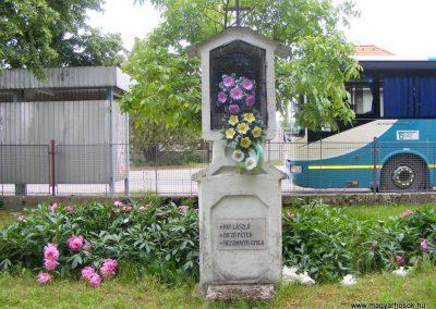 Ipolyszalka, templomkert I. világháborús emlékhely 2013.05.26. küldő-Méri (11)