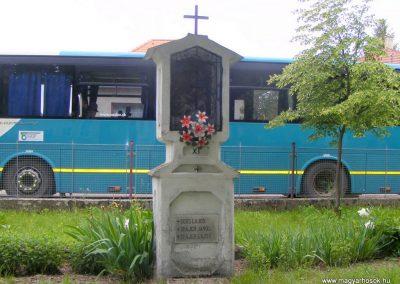 Ipolyszalka, templomkert I. világháborús emlékhely 2013.05.26. küldő-Méri (12)