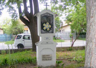 Ipolyszalka, templomkert I. világháborús emlékhely 2013.05.26. küldő-Méri (15)