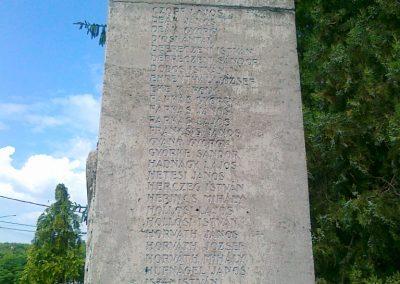 Iregszemcse I.vh emlékmű 2011.06.15. küldő-Csiszár Lehel (5)