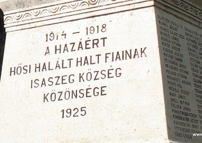 Isaszeg világháborús emlékmű 2007.05.21. küldő -Petrás M. (2)