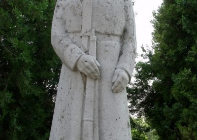 Isztimér világháborús emlékmű 2010.07.17. küldő-Mimóza (1)