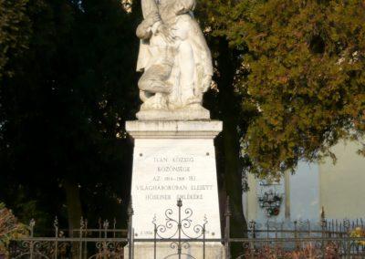 Iván I.vh emlékmű 2011.02-23. küldő-Ágca (2)