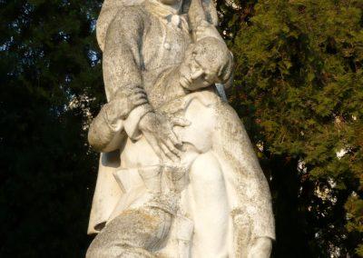 Iván I.vh emlékmű 2011.02-23. küldő-Ágca (3)