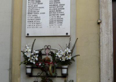 Iván II.vh emléktábla 2011.02.23. küldő-Ágca (1)