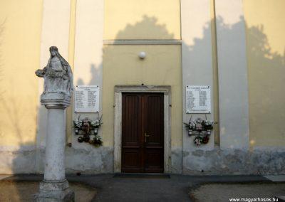 Iván II.vh emléktábla 2011.02.23. küldő-Ágca