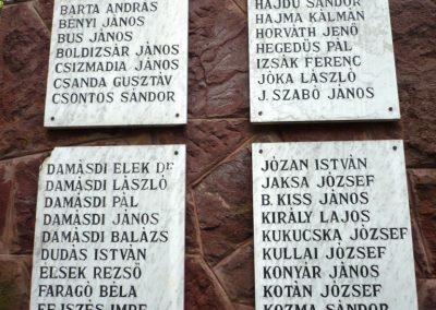 Izsák II.vh emlékmű 2010.05.14. küldő-Sümec (3)