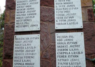 Izsák II.vh emlékmű 2010.05.14. küldő-Sümec (5)