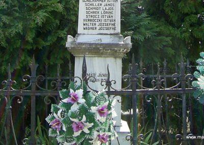 Jágónak világháborús emlékmű 2011.07.14. küldő-Bagoly András (8)