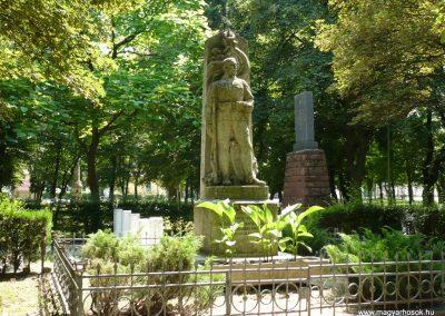 Jánosháza I.vh emlékmű 2009.07.01.küldő-Sümec