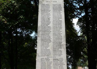 Jánosháza I.vh emlékmű 2009.07.01.küldő-Sümec (5)