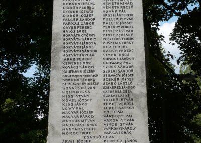 Jánosháza I.vh emlékmű 2009.07.01.küldő-Sümec (6)