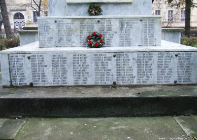 Jánoshalma világháborús emlékmű 2007.12.09.küldő-Markó Péter (2)
