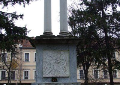Jánoshalma világháborús emlékmű 2007.12.09.küldő-Markó Péter