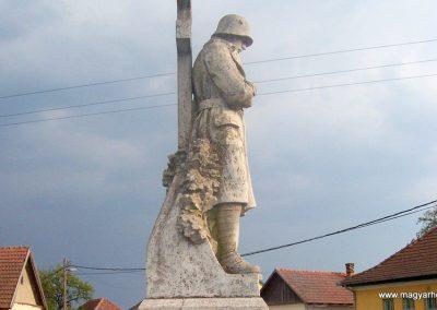 Jánoshida I.vh emlékmű 2009.04.30. küldő-miki (10)