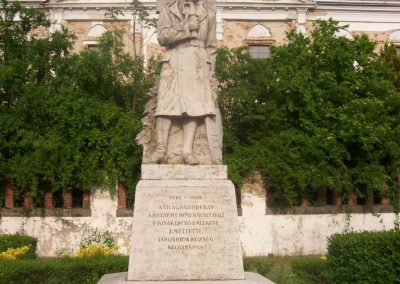 Jánoshida I.vh emlékmű 2009.04.30. küldő-miki