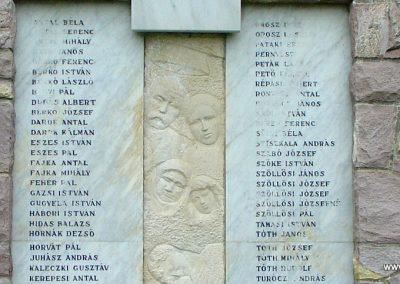 Jánoshida II.vh emlékmű 2006.05.24. küldő-Pfaff László, Rétság (3)
