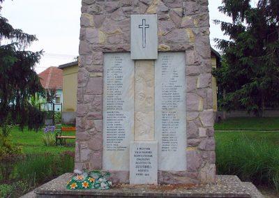 Jánoshida II.vh emlékmű 2006.05.24. küldő-Pfaff László, Rétság