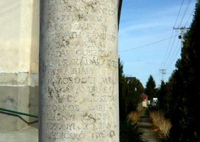 Jármi világháborús emlékmű 2010.11.09. küldő-Ágca (8)
