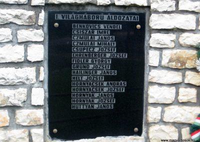 Jásd világháborús emlékmű 2010.07.22. küldő-kalyhas (5)