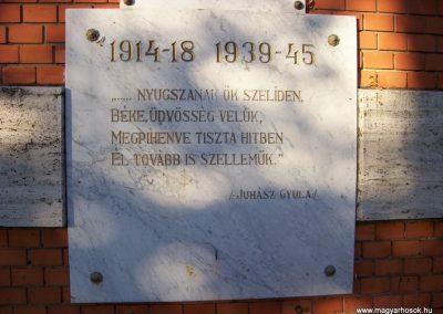 Jászágó világháborús emlékmű 2009.09.30. küldő-miki (3)