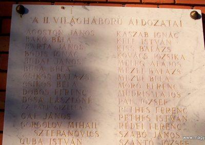 Jászágó világháborús emlékmű 2009.09.30. küldő-miki (5)