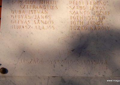 Jászágó világháborús emlékmű 2009.09.30. küldő-miki (6)