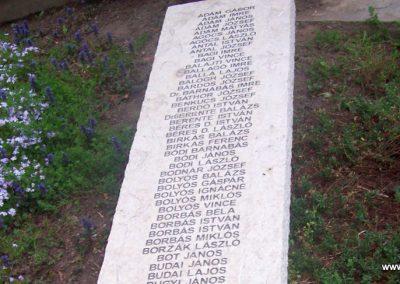 Jászapáti II.vh emlékmű 2009.04.30. küldő-miki (3)