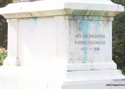 Jászberény I.vh emlékmű 2009.09.14. küldő-miki (2)