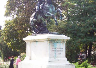 Jászberény I.vh emlékmű 2009.09.14. küldő-miki