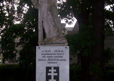 Jászdózsa I.vh emlékmű 2009.04.30. küldő-miki (9)
